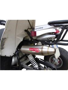 ORIGINAL GPR EXHAUST FOR ACCESS BAJA 300 HOMOLOGATED FULL EXHAUST  DEEPTONE ATV