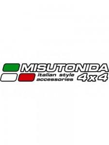 BIG BAR RACING MISUTONIDA MITSUBISHI L200 115CV 2002/06 STAINLESS STEEL