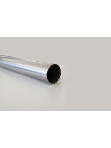 ORIGINAL GPR EXHAUST FOR TUNING  ACCESSORIO - TUBO INOX D. 30mm X 1mm INOX TUBE AISI 304 TIG L.100CM D.60mm x 1,2mm  ACCESSORIO - ACCESSORY